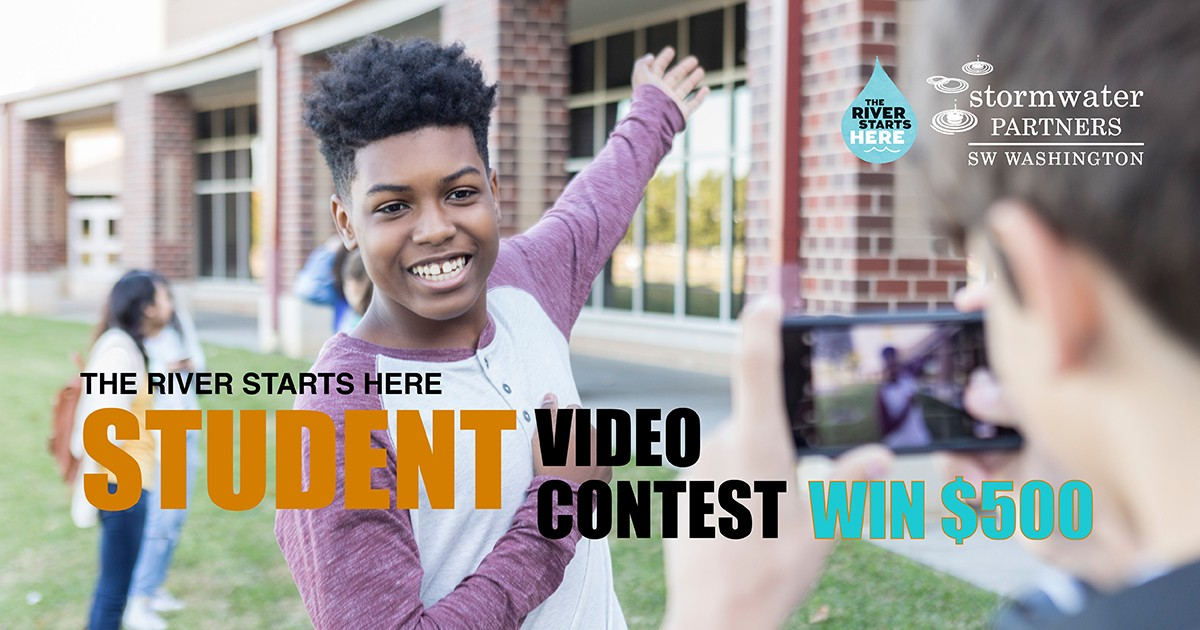 Clark County students can win $500 in video contest for clean water