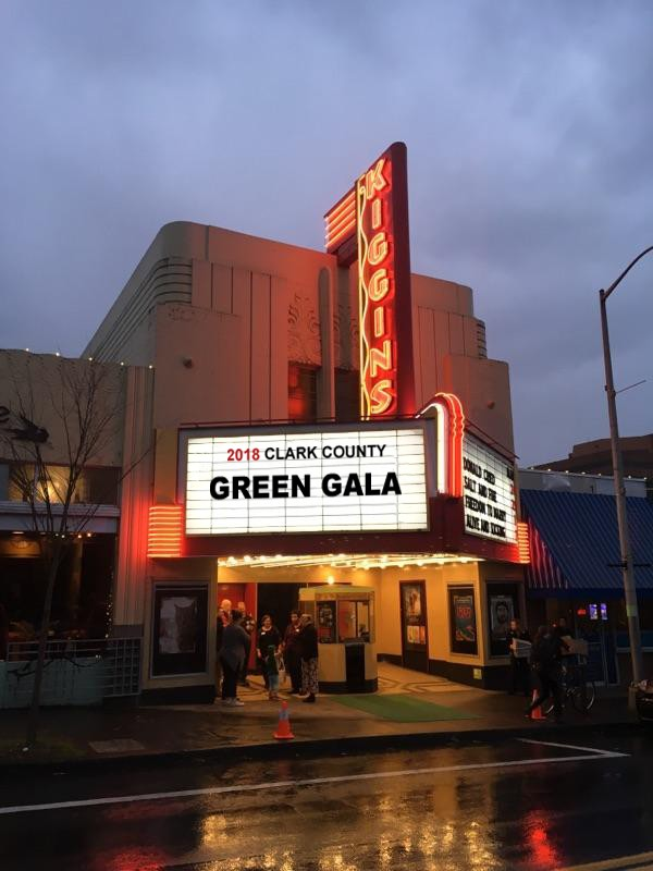 Green Apple Award recipient announced at the Clark County Green Gala February 22