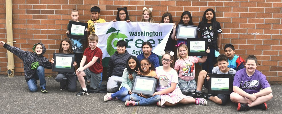 Marshall Elementary accomplishes one-of-a-kind feat