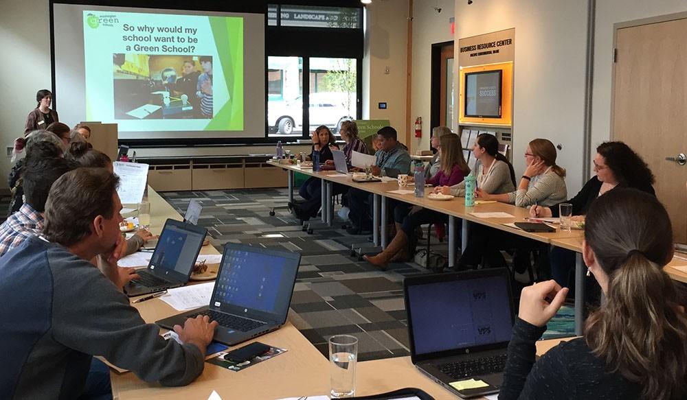 Green-Schools-teacher-training