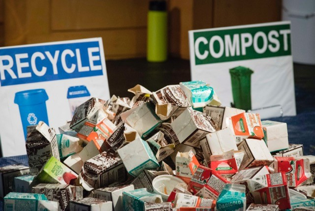 Top tips for getting recycling off to a great start!
