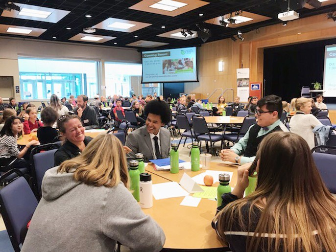 Recap: 2018 Green Schools Student Summit