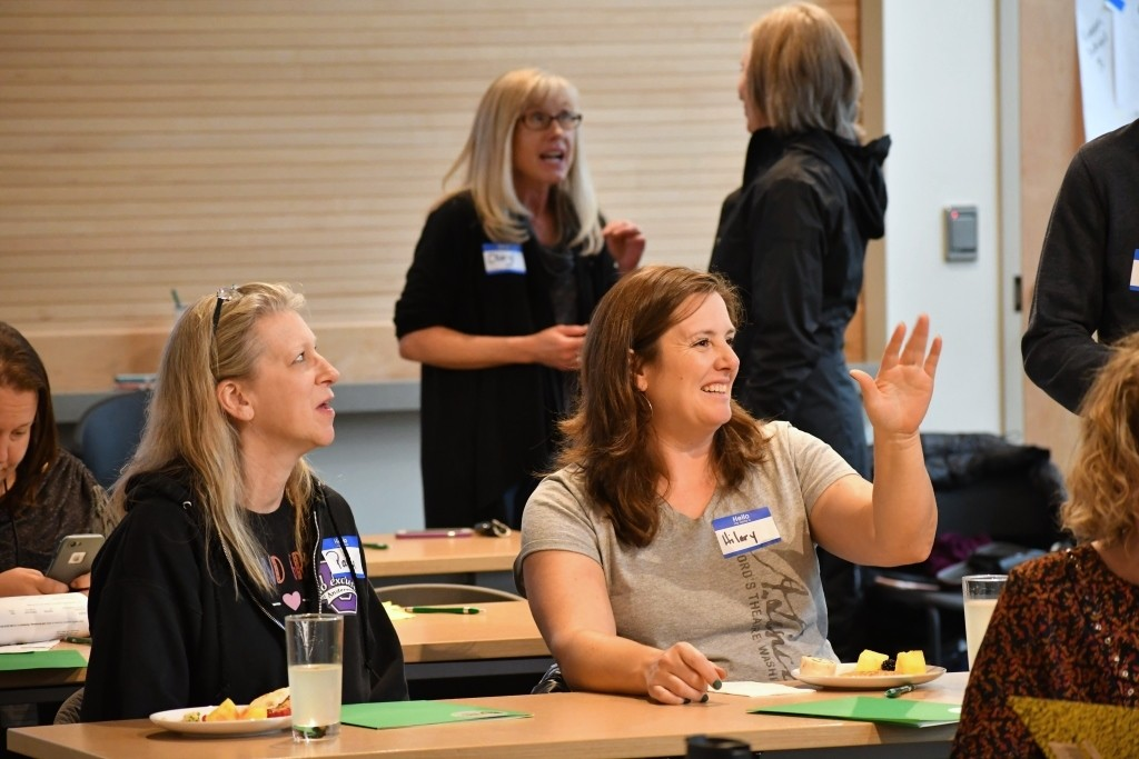 Educators Gain Practical Skills at Oct. 25 Training