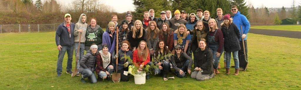 """""""These students inspired us."""" - Taking action with Camas students"""