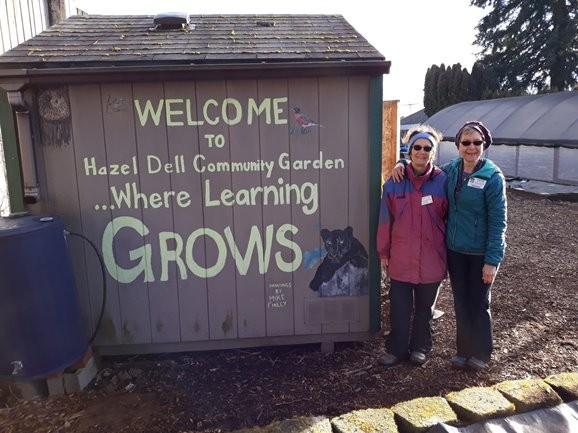 A Lasting School Garden