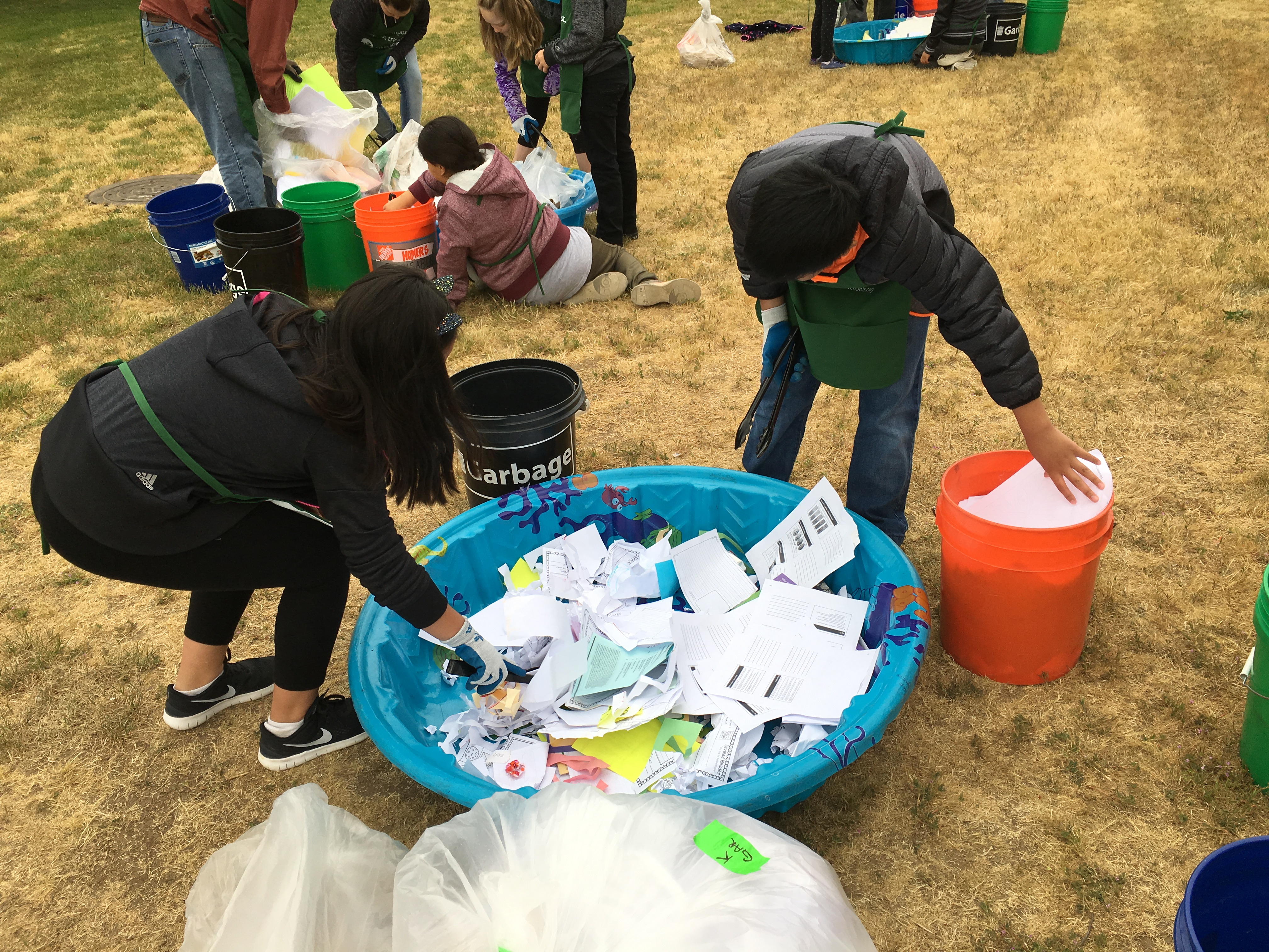 Waste Audit (Gr. 2-6)